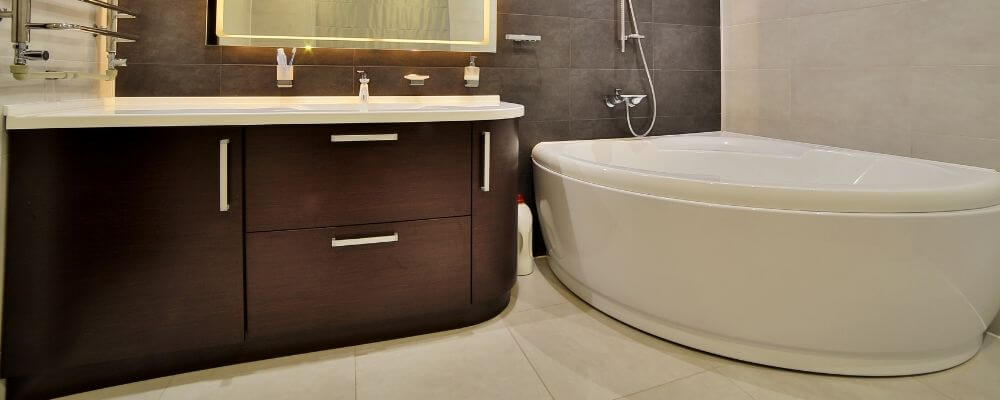Bathroom Fitters Plymouth - Bathroom Project - Freeflow Plumbing and Heating