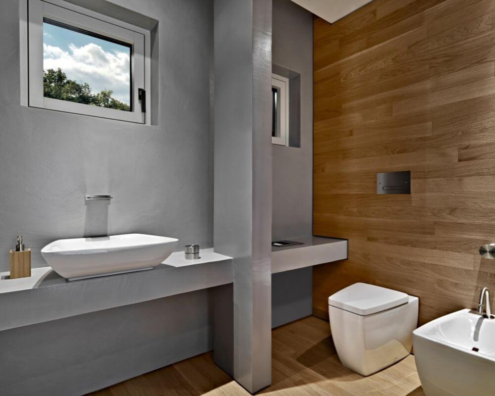 Bathroom Fitters Plymouth - Modern Bathroom - Freeflow Plumbing and Heating