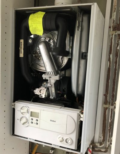 Boiler Gallery - Inside a Vaillant Boiler - Freeflow heating and plumbing