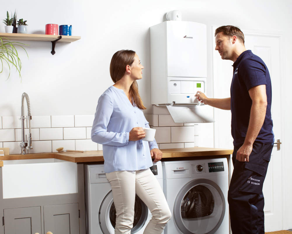 Boiler Servicing Plymouth - Kitchen Service - Freeflow Plumbing and Heating