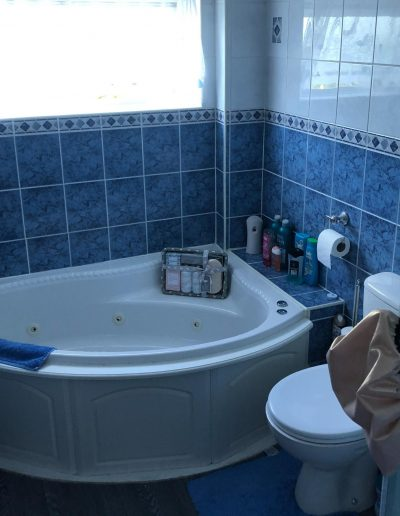 Kitchen and Bathroom Installations gallery - corner bath and jacuzzi - Freeflow heating and plumbing
