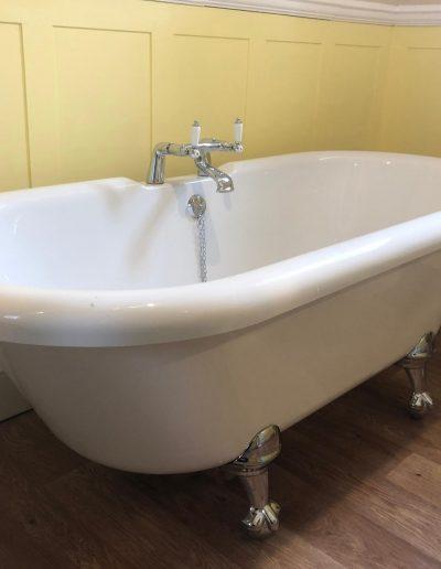 Kitchen and Bathroom Installations gallery - freestanding bathtub - Freeflow heating and plumbing
