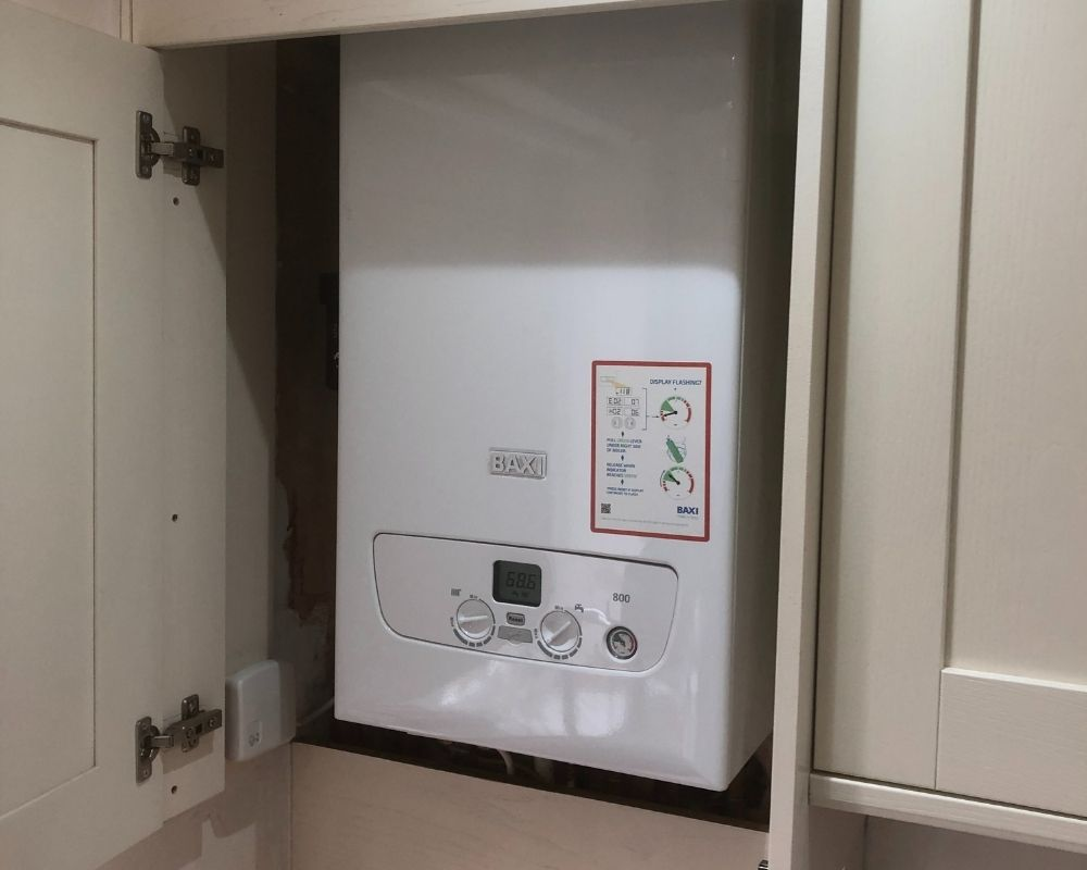 LPG Boilers Plymouth - New Boiler Installation - Freeflow Plumbing and Heating