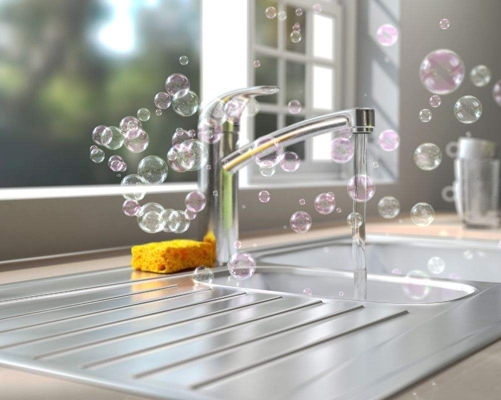 Plumbing Plymouth - Kitchen Sink - Freeflow Plumbing and Heating