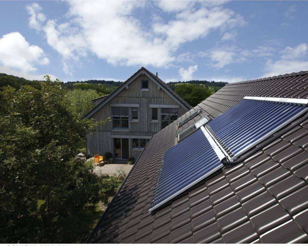 Renewables Plymouth - Solar Panels on Roof - Freeflow Plumbing and Heating