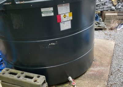 freeflow plumbing on site gallery - storage tank - Freeflow heating and plumbing